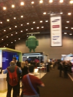 Droid World at Apps World