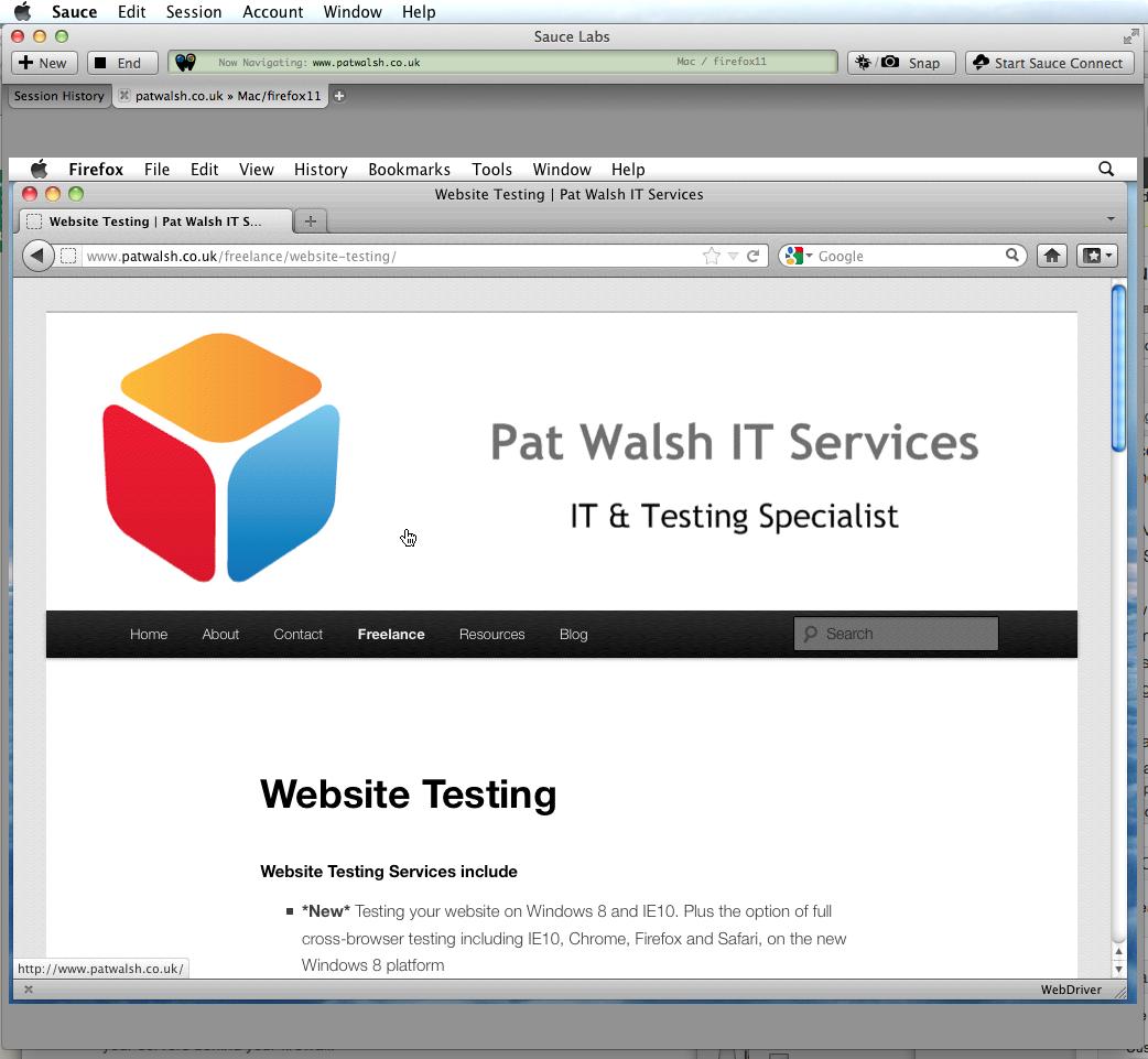Sauce for Mac - screenshot 1