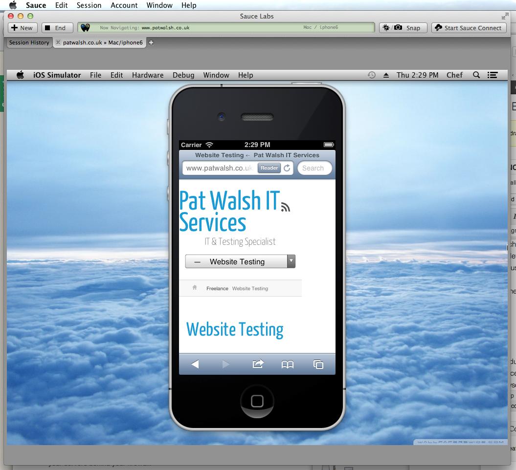 Sauce for Mac - screenshot 2