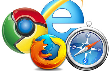 Main Browsers