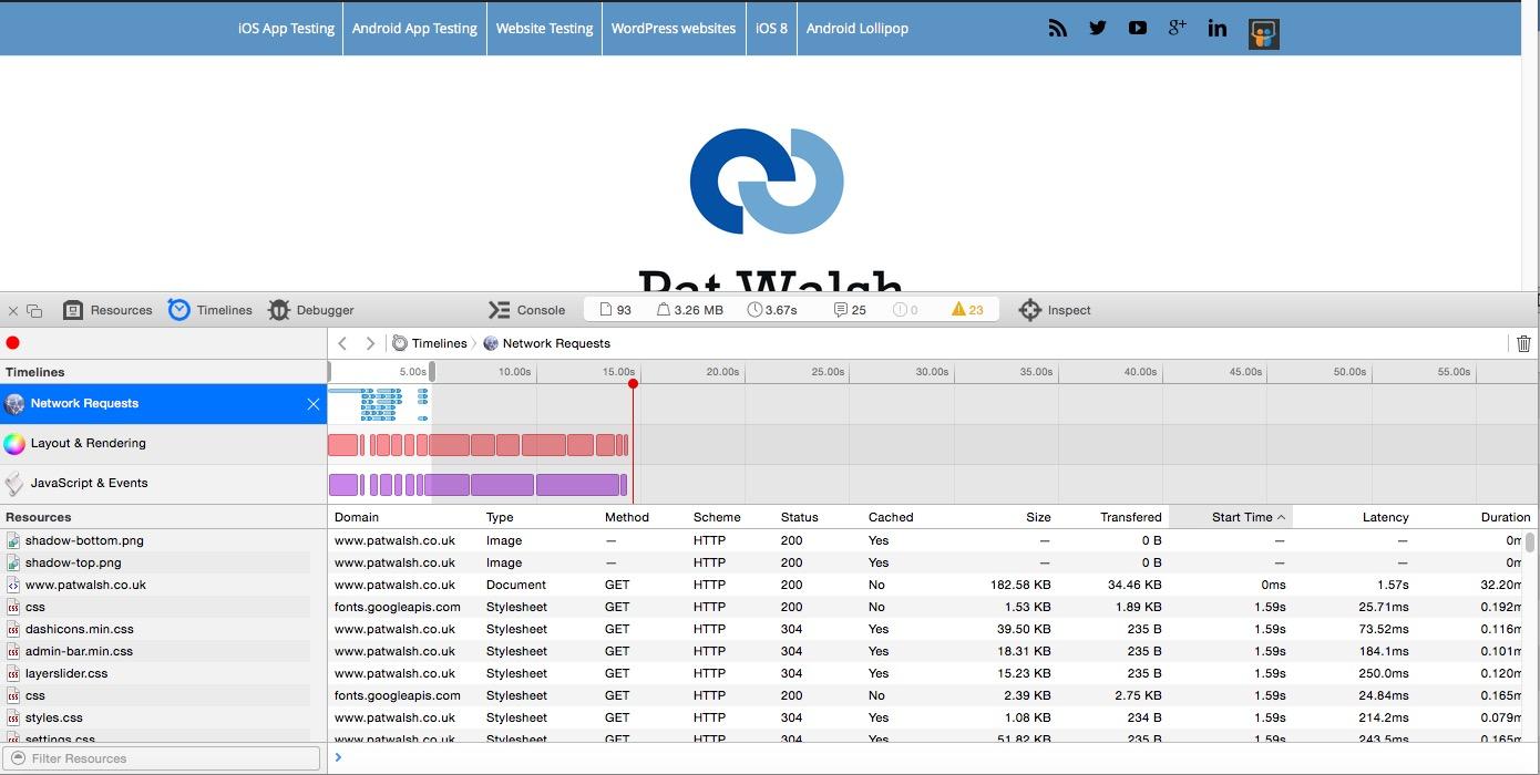 My-Site-Network-Activity-Safari-8