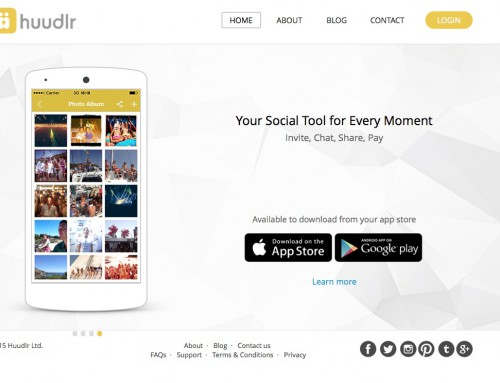 Huudlr app – iOS App Testing & Android App Testing