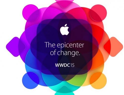 Apple's World Wide Developer Conference (WWDC) 2015
