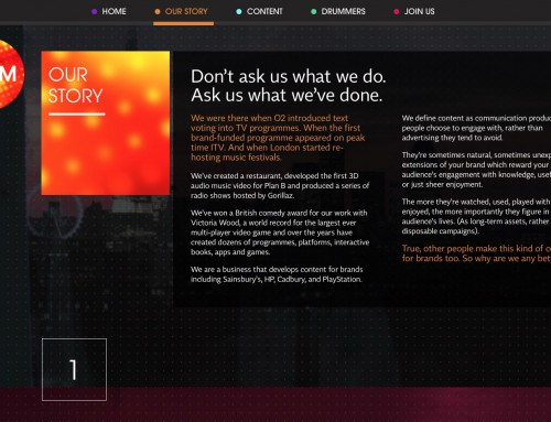 Drum Digital Agency – Client Website Testing