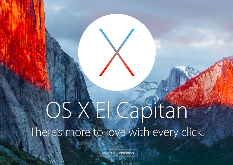 OS X 10.11 El Capitan – five months in