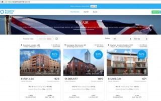 PropertyPartner-website