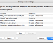 Charles-Proxy-Breakpoints-Settings