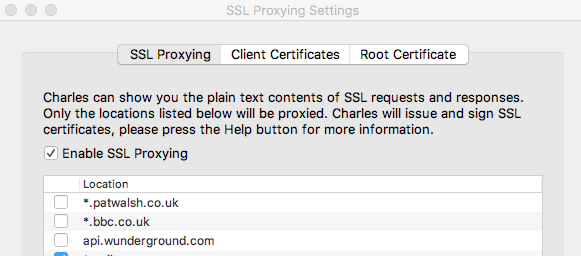 Charles-Proxy-SSL-Proxying-Settings