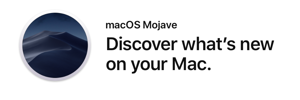 macOS-Mojave-what's-new